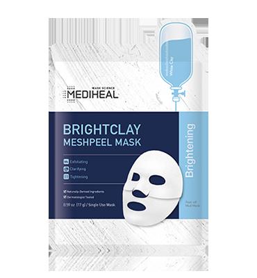 MEDIHEAL Brightclay Meshpeel Mask