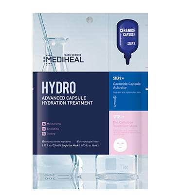 MEDIHEAL Hydro Advanced Capsule Hydration Treatment