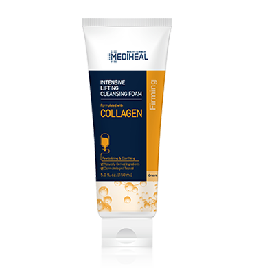 MEDIHEAL Intensive Lifting Cleansing Foam