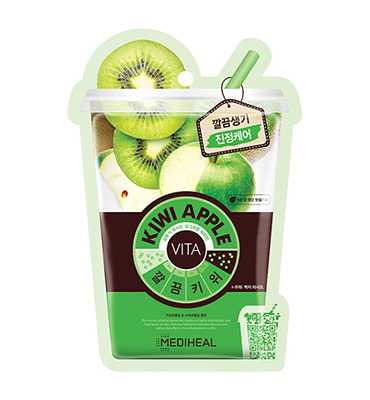 MEDIHEAL Kiwi Apple Vita Mask