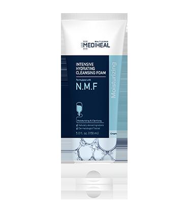 MEDIHEAL N.M.F Intensive Hydrating Cleansing Foam