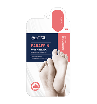 MEDIHEAL Paraffin Foot Mask EX.